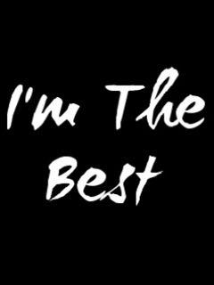 """Résultat de recherche d'images pour """"i am the best"""""""