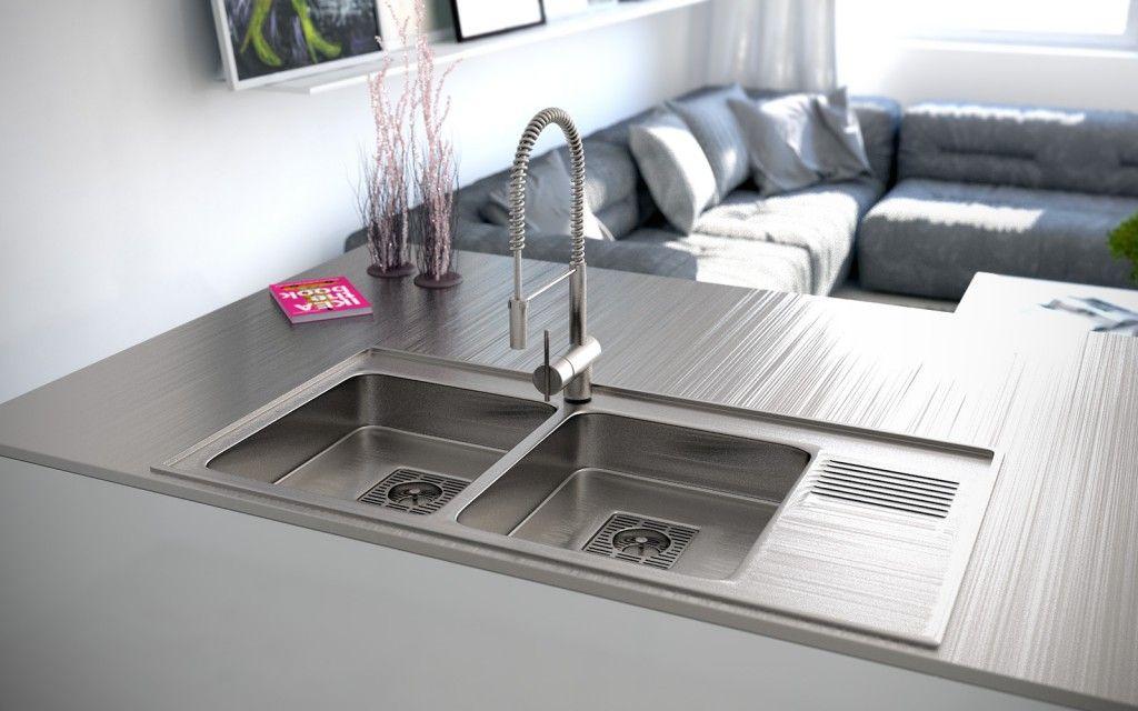 مدل های جدید سینک آشپزخانه – وب سایت تزئین | دکوراسیون داخلی