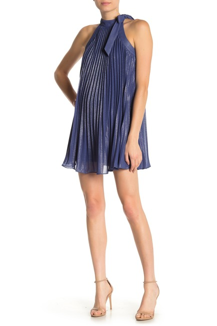 Adelyn Rae | Bobbi Woven Pleated Dress #nordstromrack