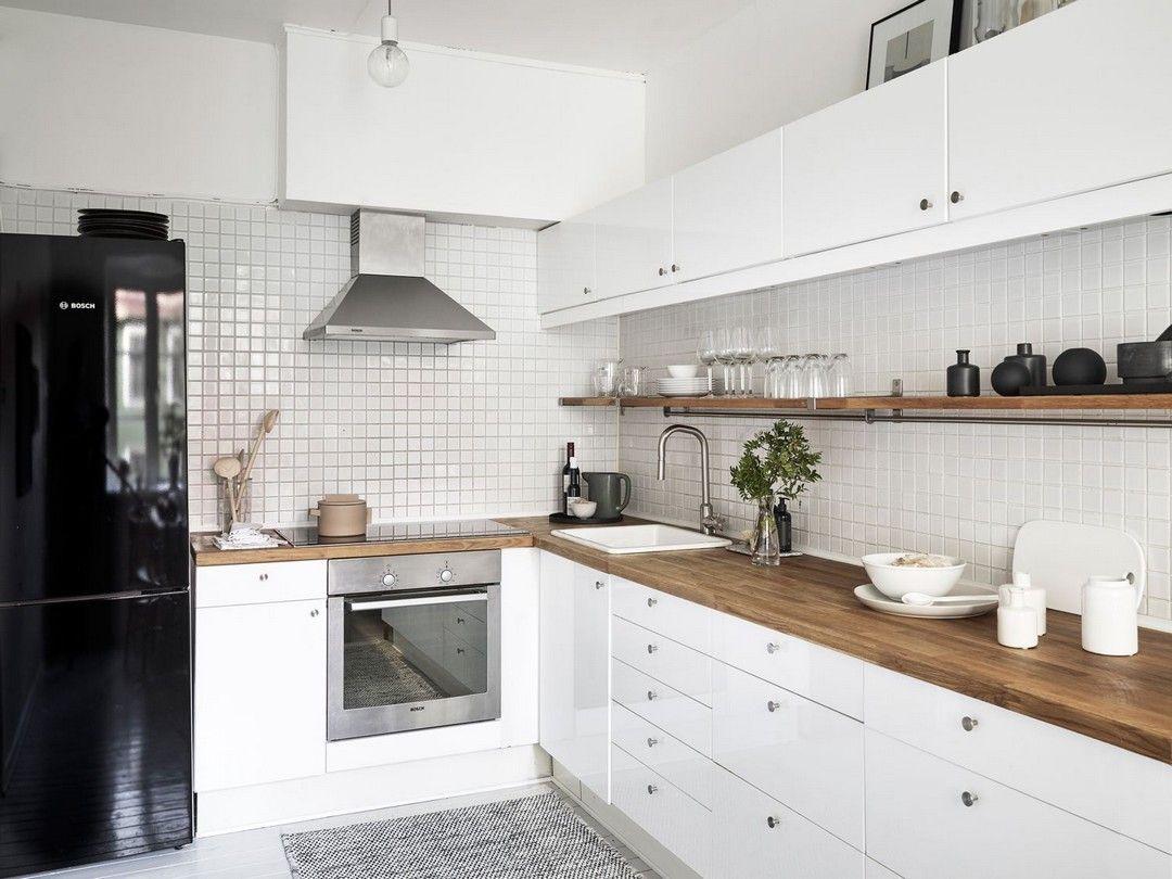 MINIMALISME REPOSANT  Intérieur de cuisine, Cuisines maison