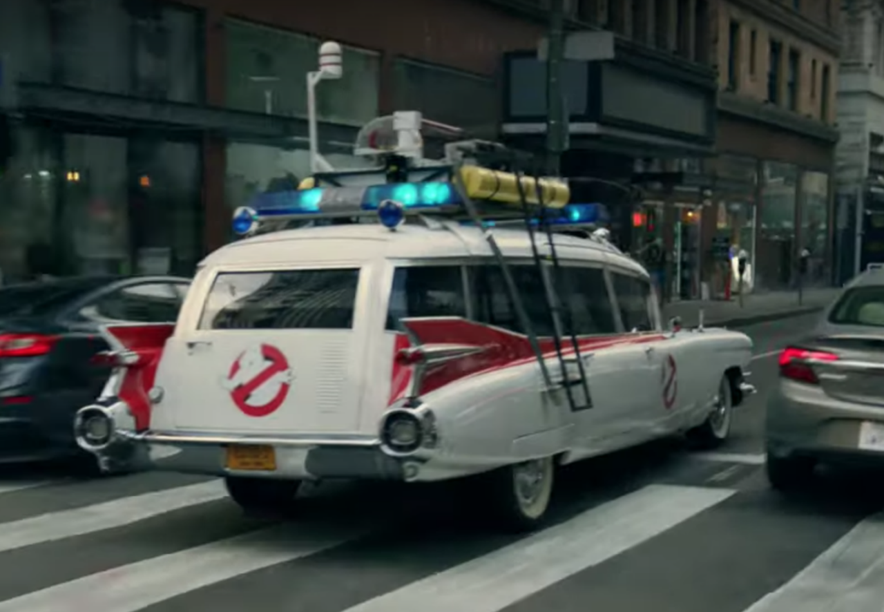 The 12 Iconic Movie Cars You Missed In Walmart S Golden Globes Commercial Cars Movie Iconic Movies Movies