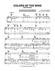 Colors Of The Wind | Get On Stage! | Pinterest | Digital sheet music ...