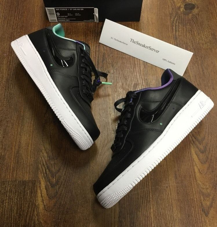 designer fashion ea19b e8959 Nike Air Force 1 Northern Lights All Star   Sole Collector