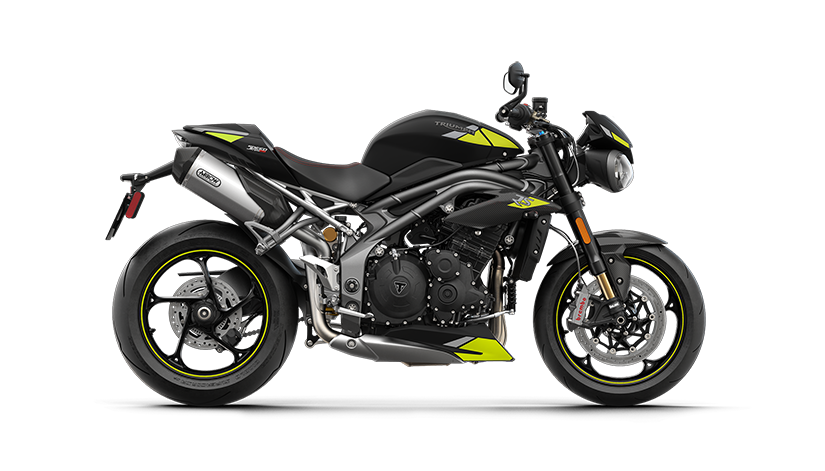 Triumph Speed Triple Rs Moto Roadsters Motocicleta Triumph Triumph Speed Triple 1050 Motos Novas