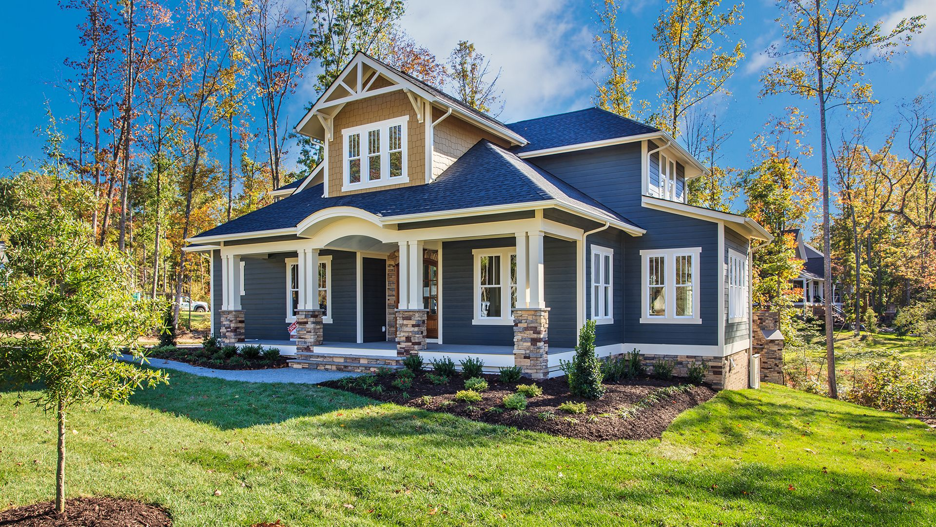 Dvc Homes Custom Home Builder Project