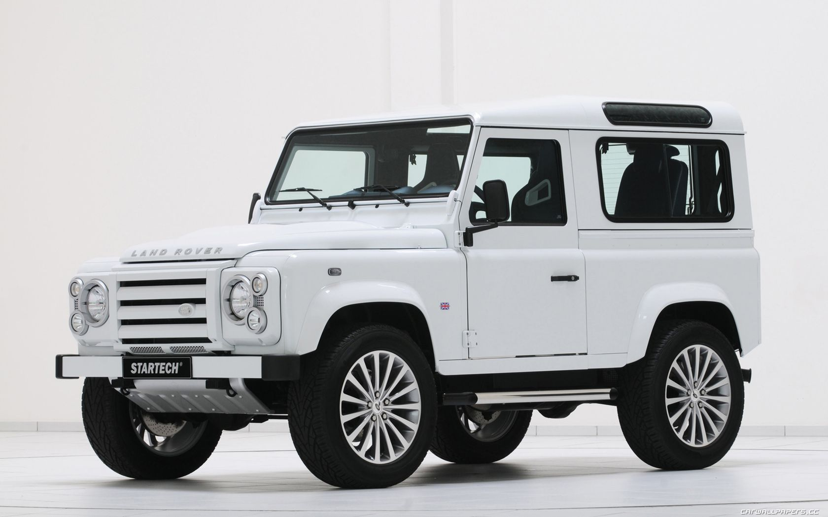 2011 land rover dc100 concept side 2 1280x960 wallpaper - Startech Land Rover Defender 90 Yachting Edition 2011