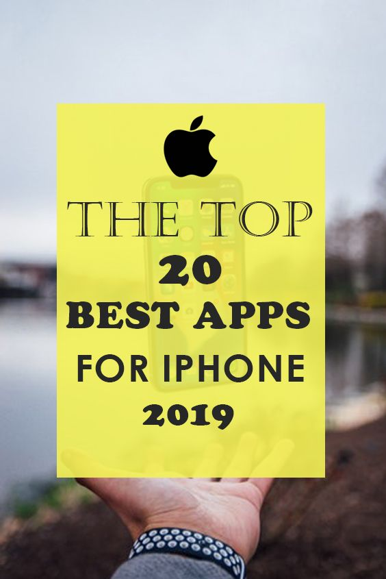 The 20 Best iPhone Apps Updated for iOS 12 Good apps for