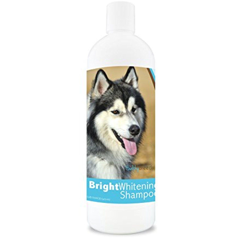 Healthy breeds dog bright whitening shampoo for siberian