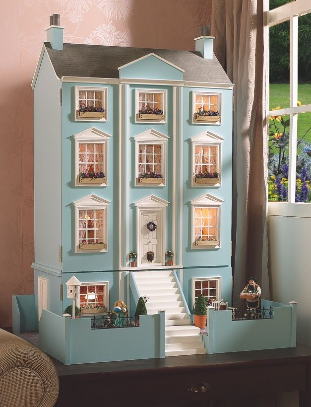 Blog - The Classical Dolls' House | DOLL HOUSES! | Cosas para