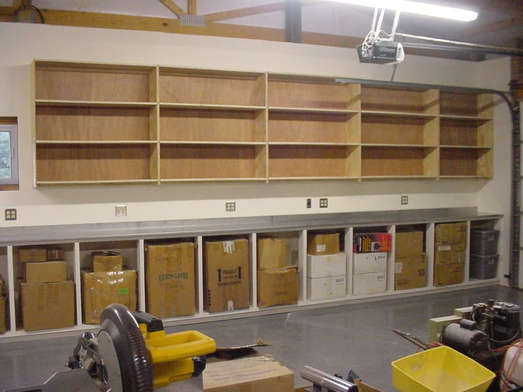 Garage Cool Storage Ideas Design Metal And Wood Material For Your Incredible