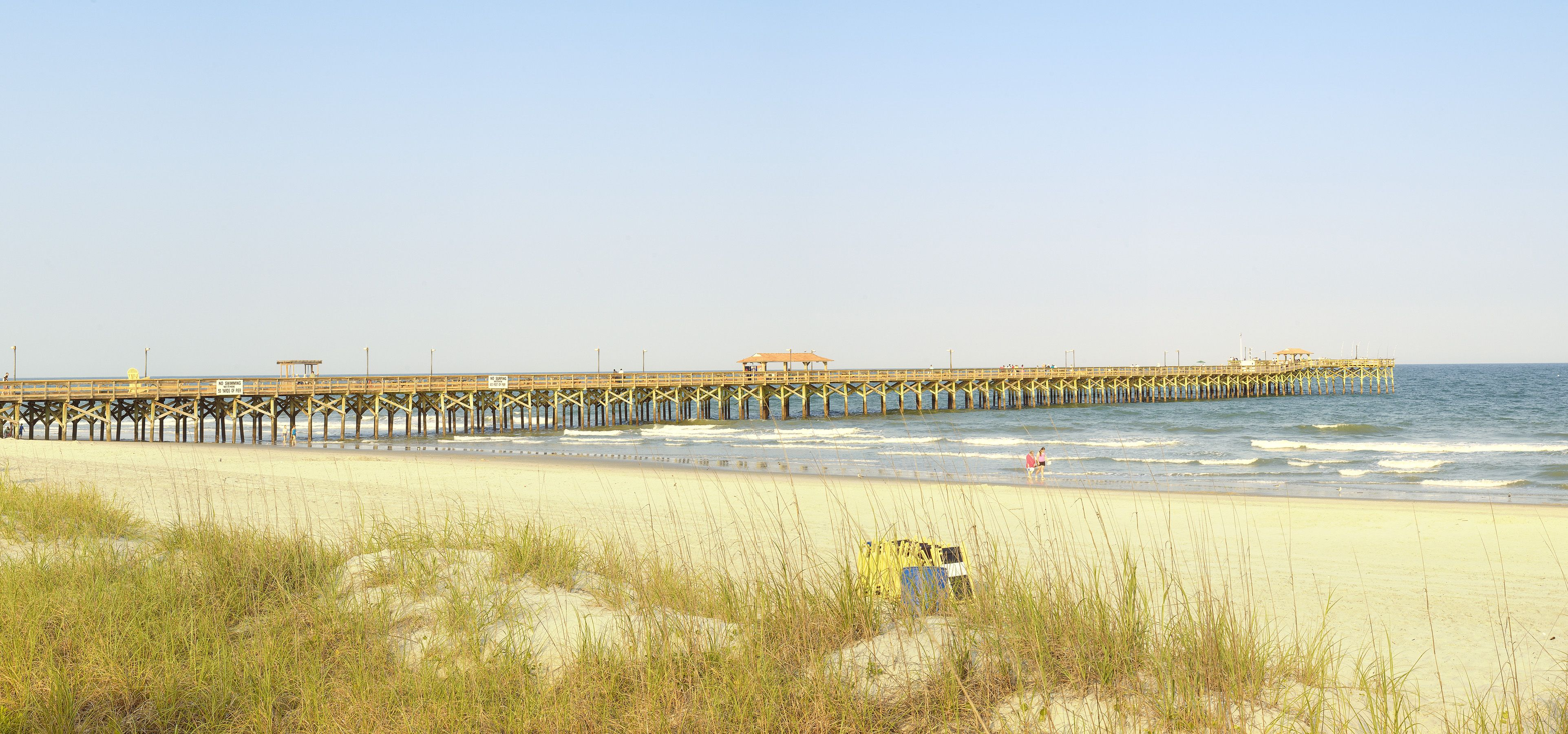 Springmaid Pier Myrtle Beach, SC Open daily from 6am9pm