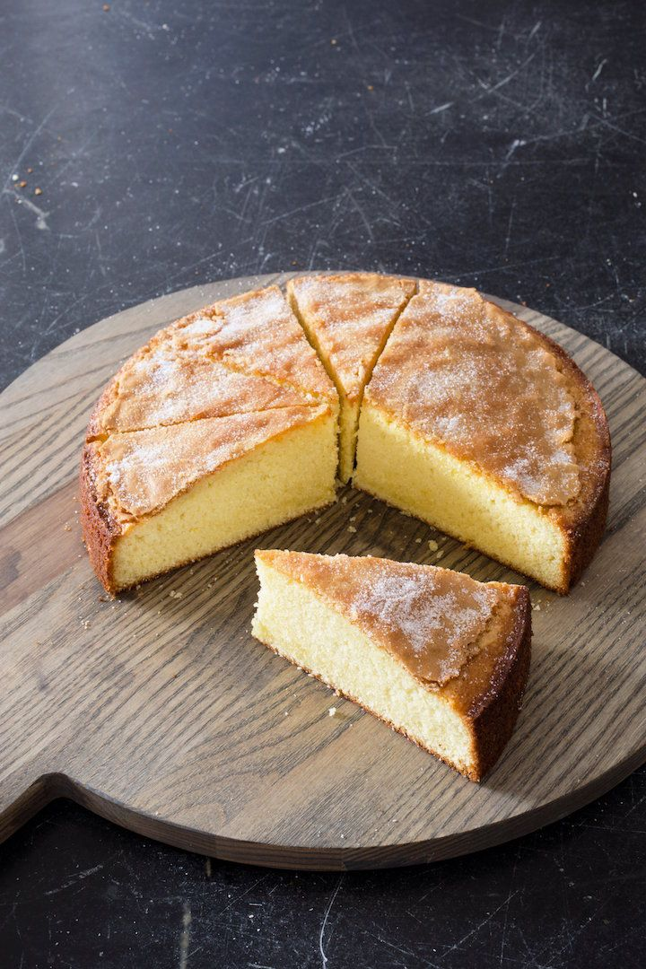 Olive Oil Cake from America's Test Kitchen #oliveoils