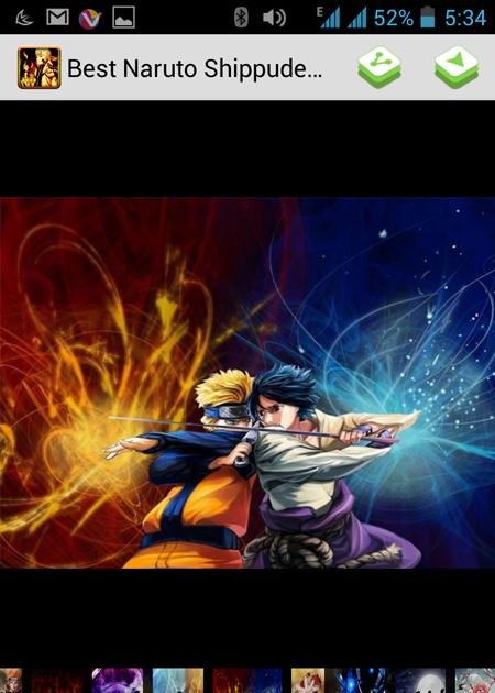 Aplikasi Wallpaper Anime Naruto di 2020 Aplikasi