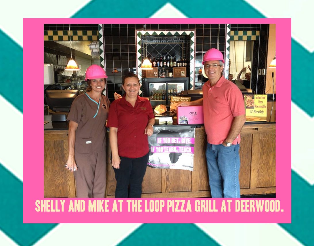 shelly and mike at deerwood #loop