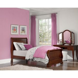 Shop for WALNUT STREET TWIN RILEY SLEIGH BED CHESTNUT. Get free delivery at Overstock.com - Your Online Furniture Outlet Store! Get 5% in rewards with Club O!