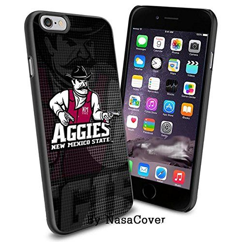 NCAA University sport New Mexico State Aggies , Cool iPhone 6 Smartphone Case Cover Collector iPhone TPU Rubber Case Black [By NasaCover] NasaCover http://www.amazon.com/dp/B0140NEBEI/ref=cm_sw_r_pi_dp_vyF3vb1YWPK25