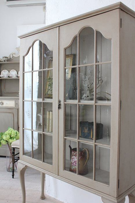 Antique furniture United Kingdom antique display cabinet ancient and modern times gently