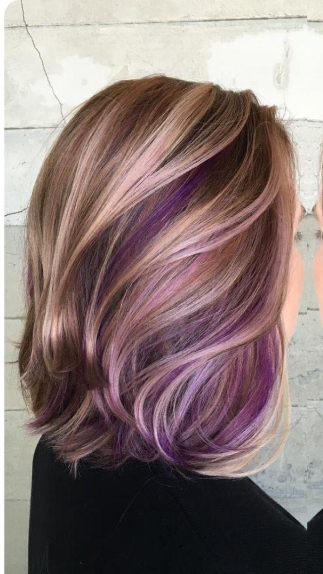 Photo of balage hair balayage