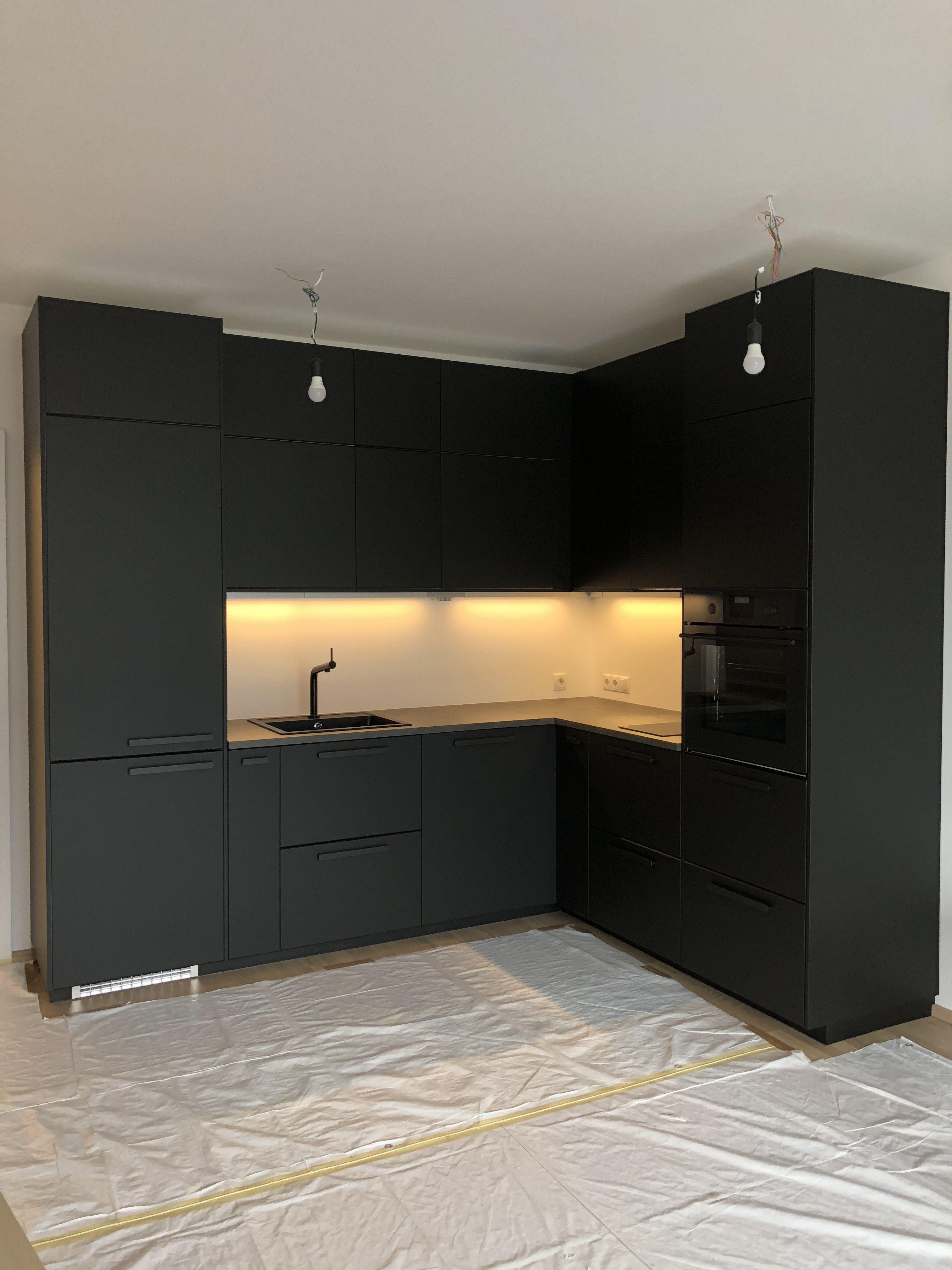 pin van irena op my kitchen kungsbacka ikea keuken. Black Bedroom Furniture Sets. Home Design Ideas