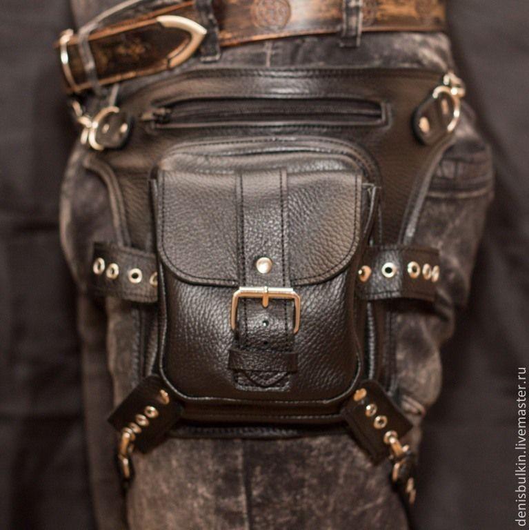 e82e3f921843 Мужские сумки ручной работы. Ярмарка Мастеров - ручная работа Сумка из  натуральной кожи