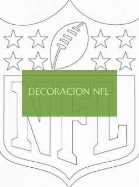 Decoracion Nfl Decoracion Nfl