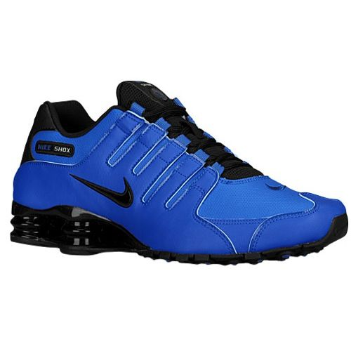 pretty nice 93173 bfd8d Nike Shox Deliver - Men s - Deep Royal Blue Black Blue Glow   omg  3 in  2019   Nike shoes, Nike shox, Nike