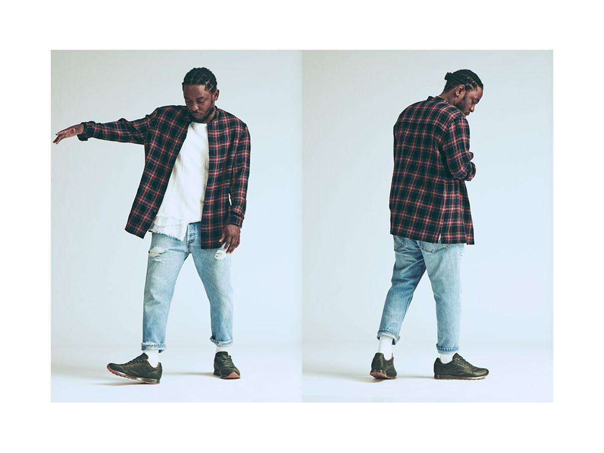 sustantivo Momento erección  Kendrick Lamar x Reebok Classic Leather Lux Red and Blue | WAVE® | Kendrick  lamar reebok, Reebok classic, Kendrick lamar