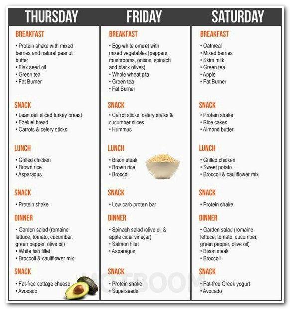 Pin On Diet Menu