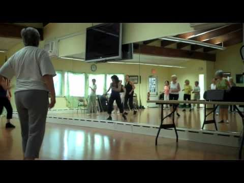Fun and easy zumba workout