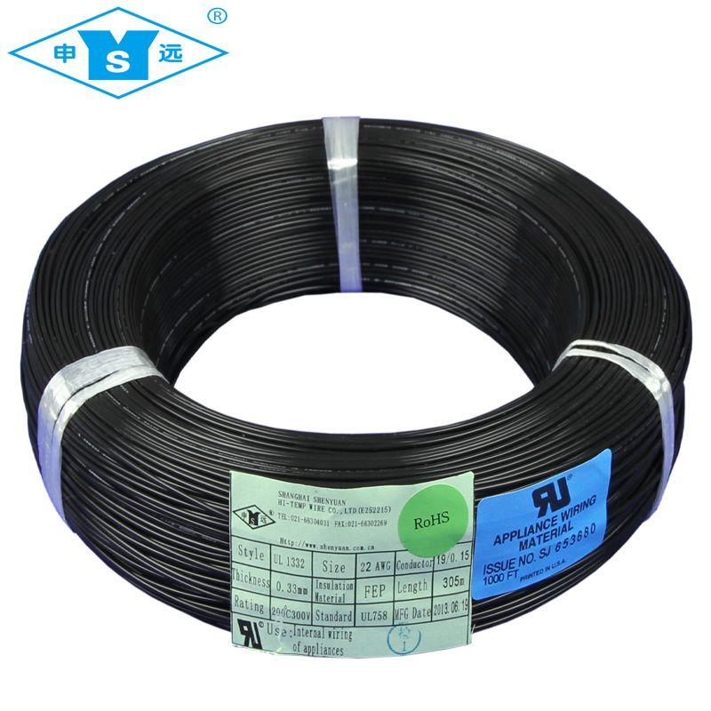 ul1331 teflon wire FEP insulator wire and cable for high temperature ...