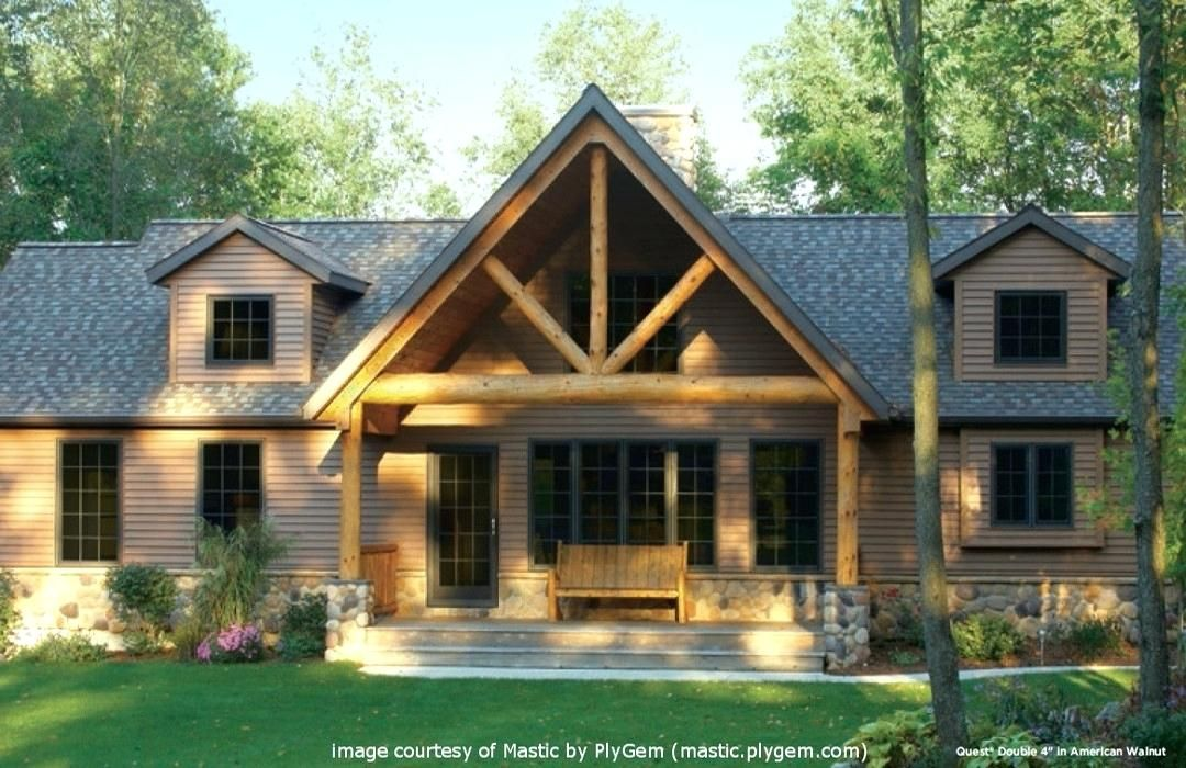 Image Result For Certainteed Natural Clay Board And Batten Rustic Houses Exterior House Siding Vinyl Siding House