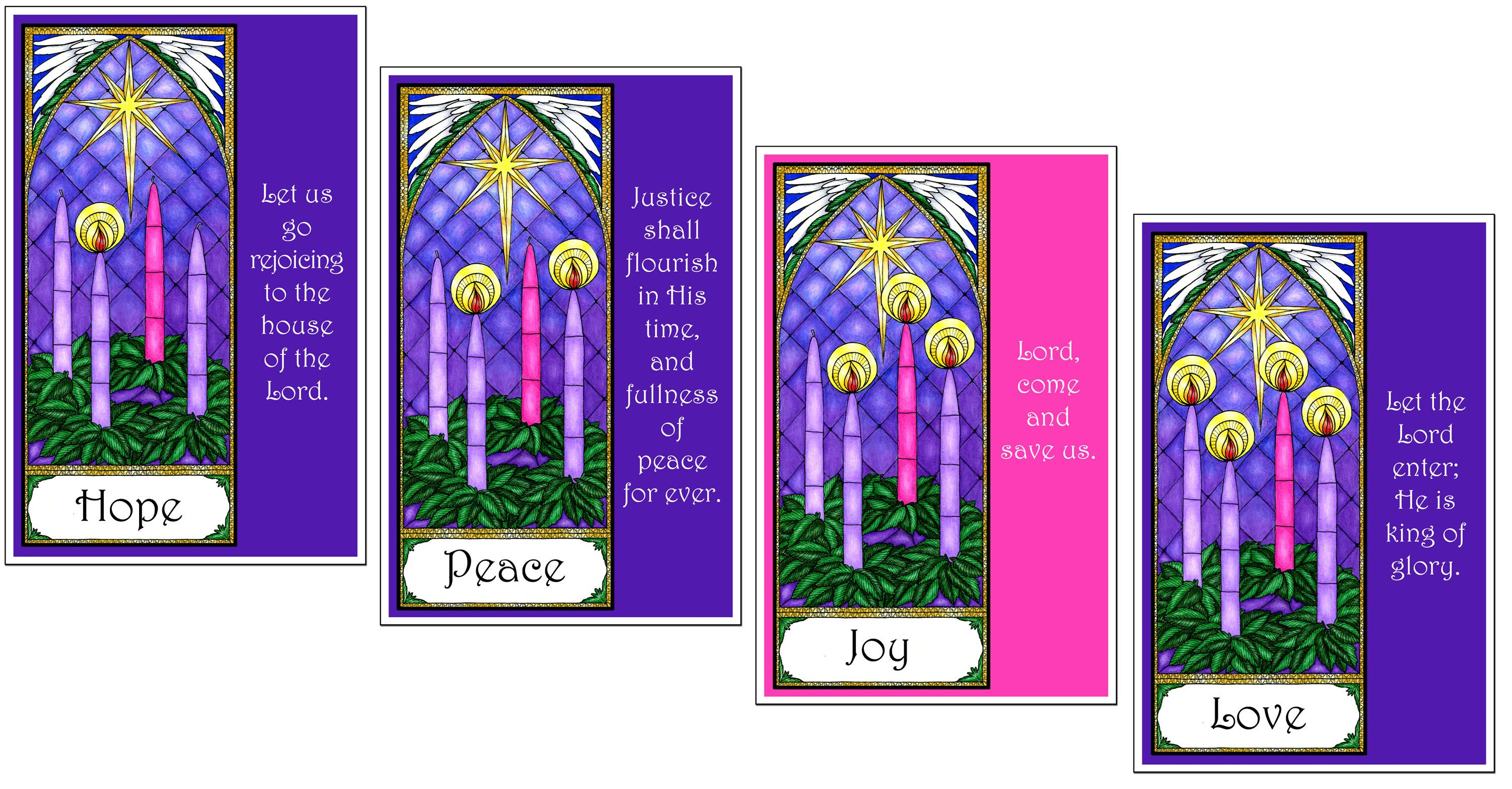 Advent peace. Religious cliparts free download