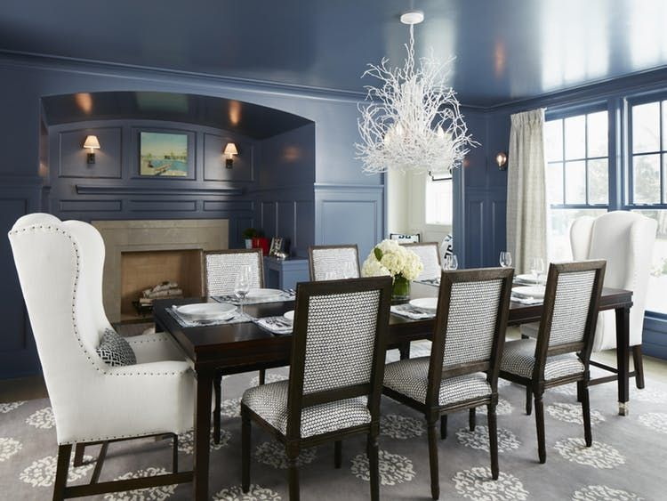 Burnsbeyerlarchitectsportfoliointeriorsdining Classy Dining Room Head Chairs Inspiration