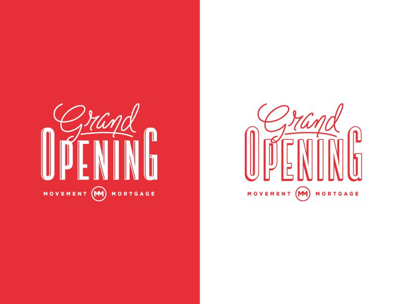 Grand Opening Grand opening, Typography and Typography letters - best of invitation letter format for japan visa
