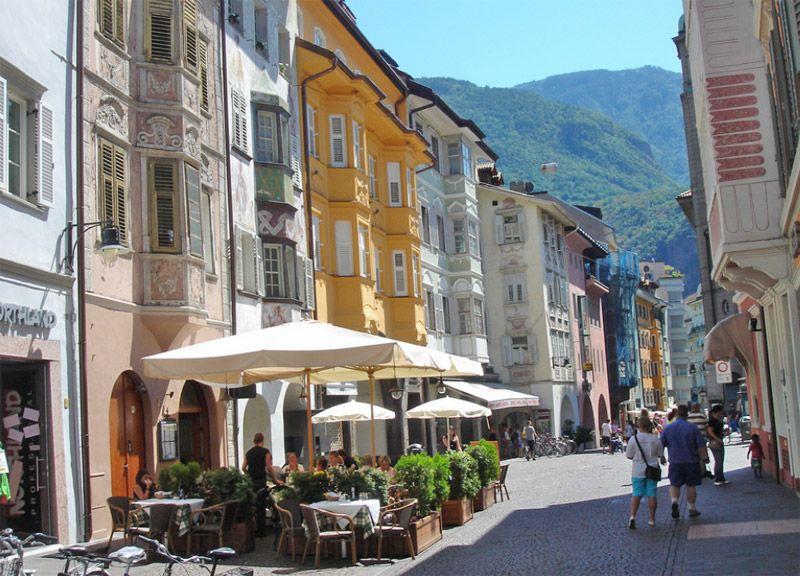 Bolzano Itália -