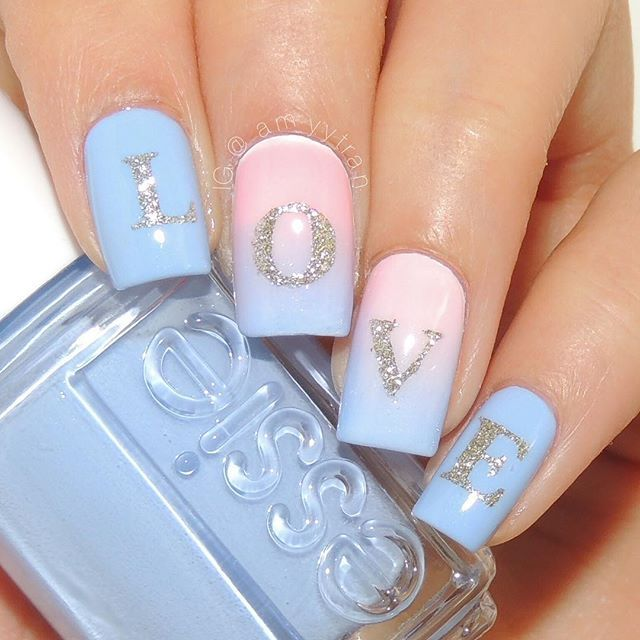 New Video On Youtube Love Nail Art Featuring The Pantone Colors Of