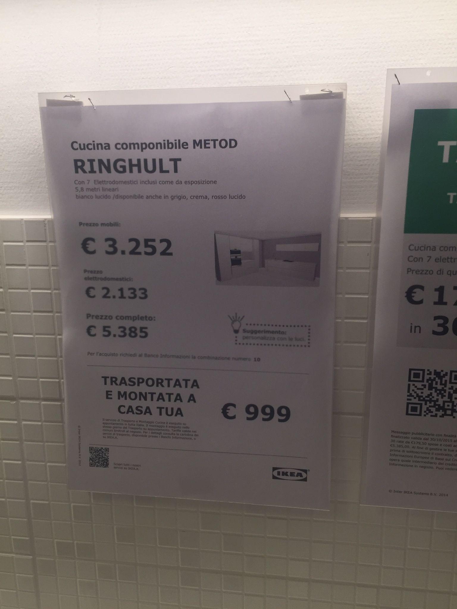 Mensole Ikea Cucina Prezzi pin su mono cucina ikea