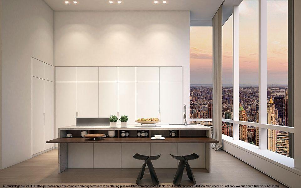 48 Madison Ave PHC In Midtown South Manhattan StreetEasy Cool Manhattan Kitchen Design Model