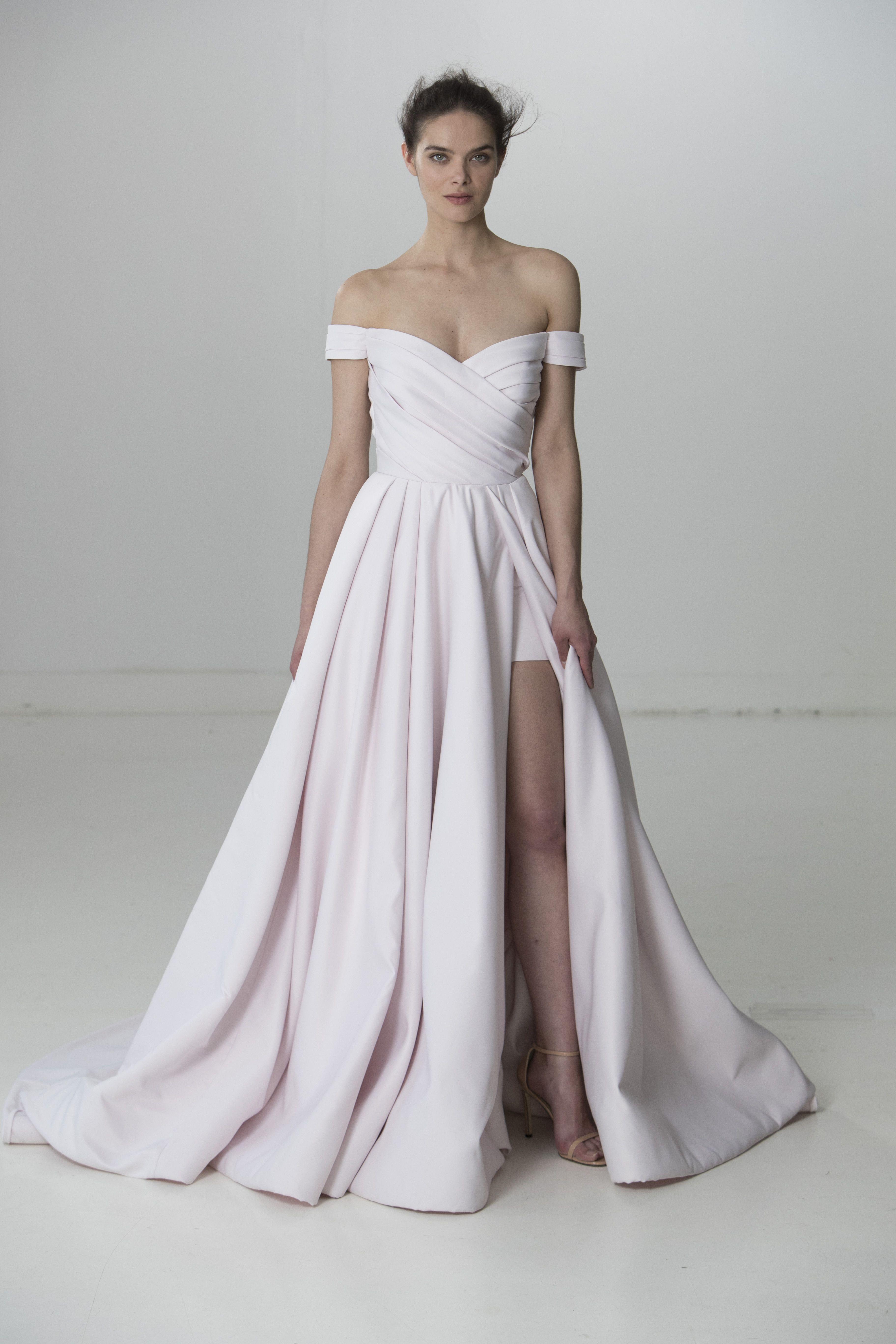 2468a25696b78 Brilliant - Alyne Spring 2018 Bridal Dresses, Wedding Gowns, Bridesmaid  Dresses, Prom Dresses