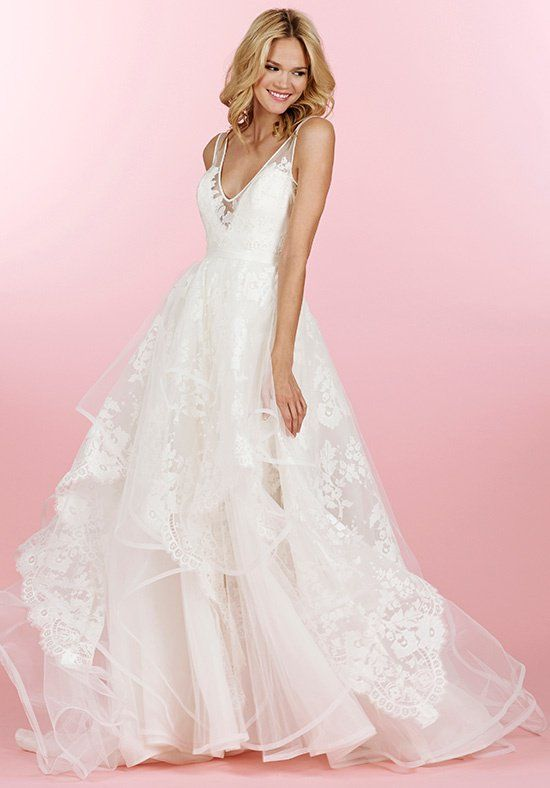 Hayley Paige Wedding Dresses Removable Skirt Wedding Dress Tulle Wedding Skirt Wedding Dresses