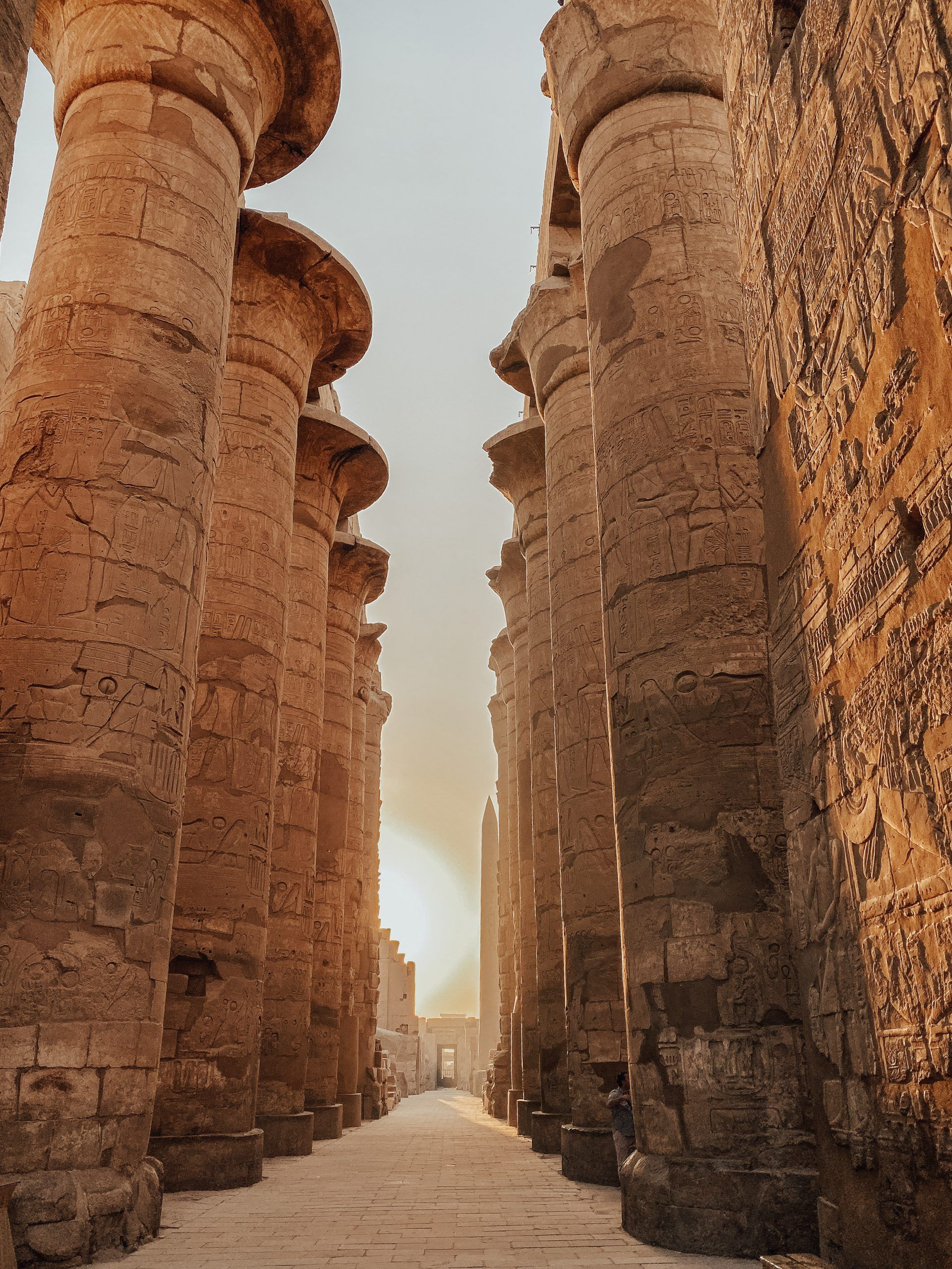 A 10-day itinerary for Egypt. The best places to stay and visit in Cairo, Luxor, Aswan and Dahab. See extraordinary sights like the Pyramids of Giza, Luxor Temple and more.