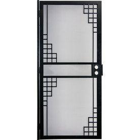 Beautiful Lowes Security Doors