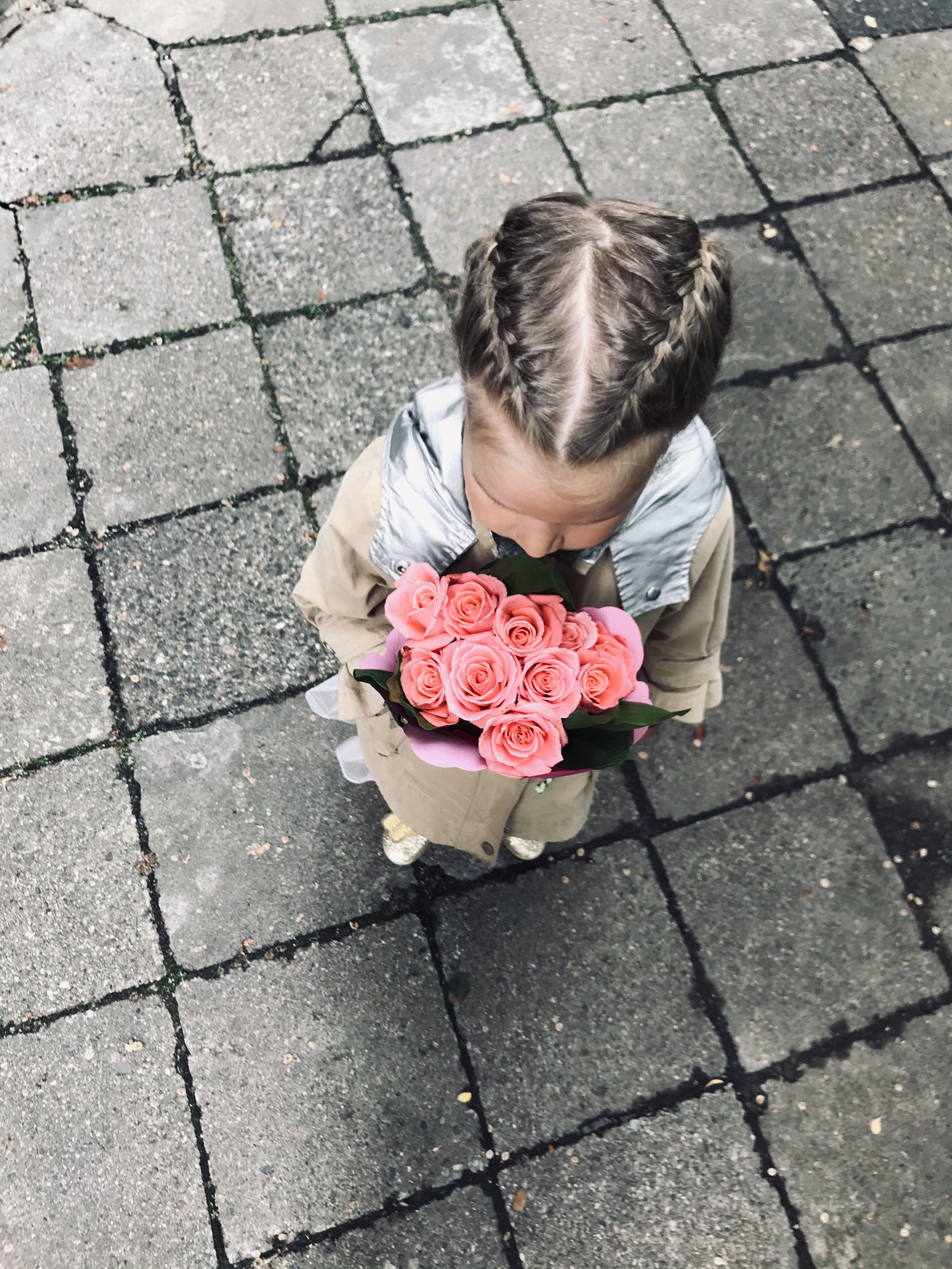 #kwiaty #flowers #warkocze #braids