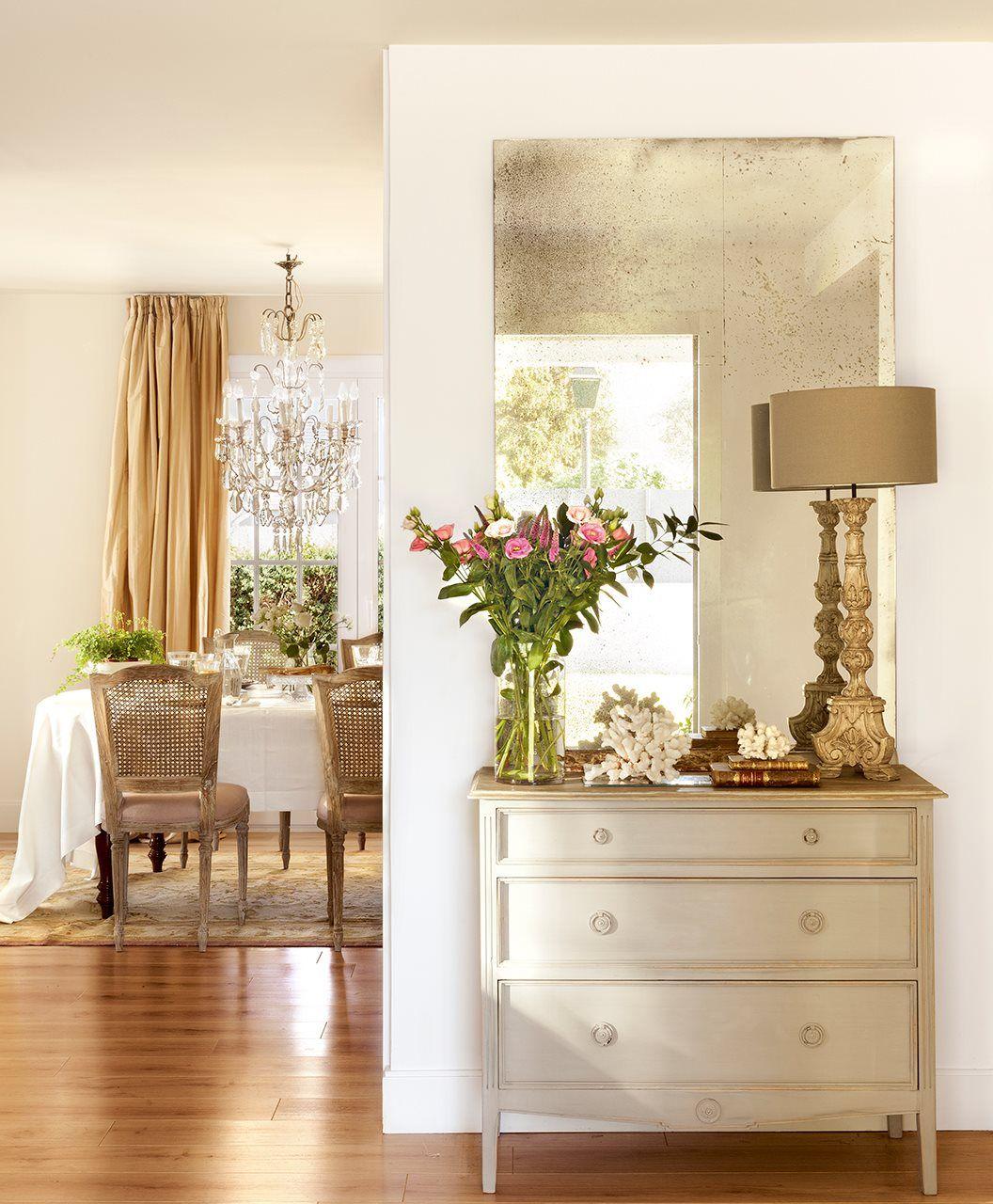 7 recibidores con grandes ideas recibidores para entrar - Muebles entraditas ikea ...