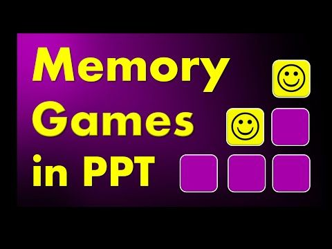 Interactive Games With Triggers In Powerpoint Download And Animation Tutorial Interactive Powerpoint Powerpoint Game Templates Powerpoint Games