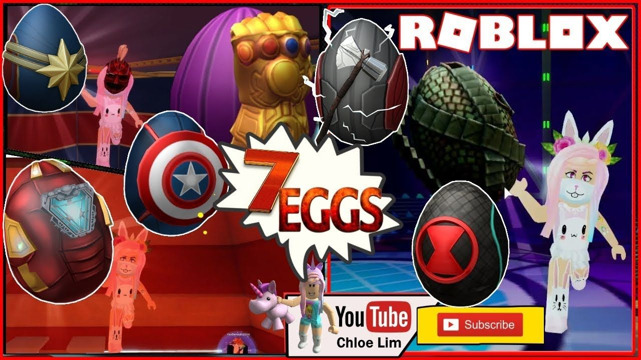 Egg Hunt 2019 Scrambled In Time! Mc Egger, 5 Superhero
