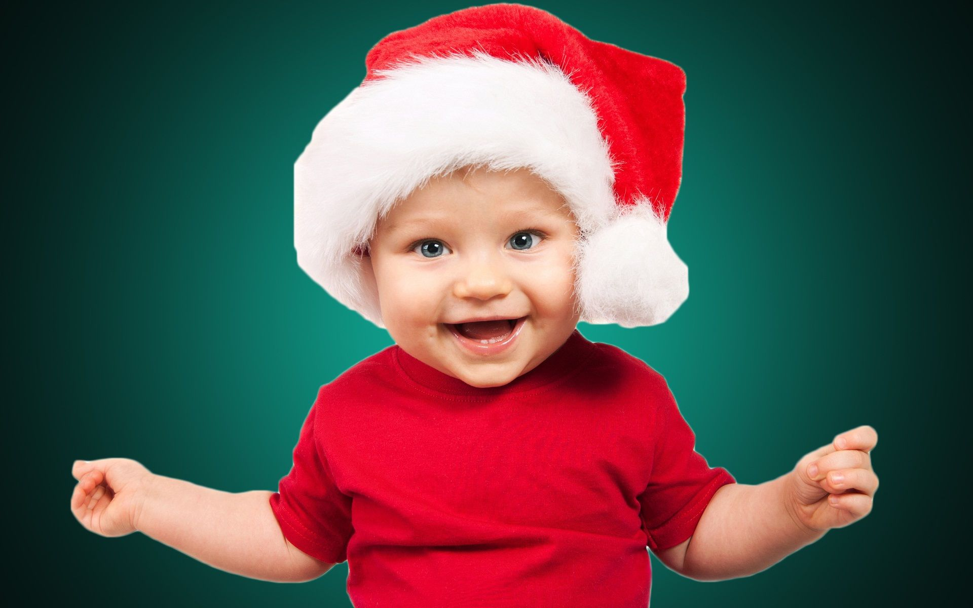 38fd91a7a99 Christmas cap wear cute baby wallpaper