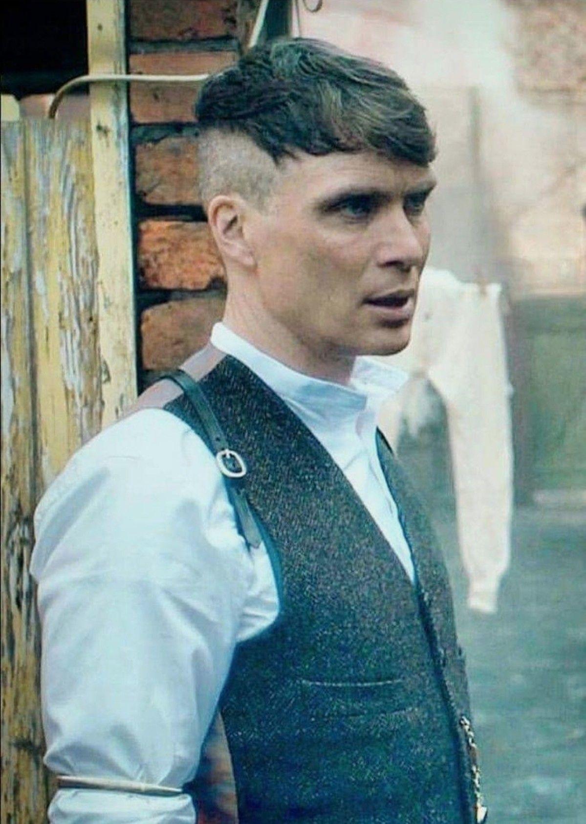 Cillian Murphy As Thomas Shelby Peaky Blinders Peaky Blinders Hair Peaky Blinders Costume Peaky Blinders