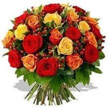 Vendita Fiori On Line Per Amore Consegna Fiori A Domicilio Vendita Fiori Online Bouquet Di Rose Rosse Rosa Gialla Fiori Rossi