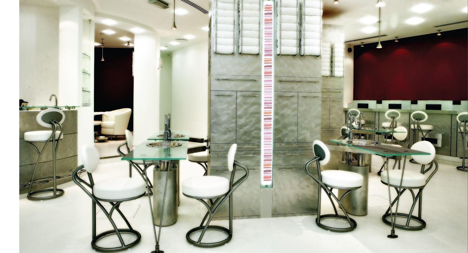 Nail salon in Dubai Salon in dubai, Manicure, Nail salon